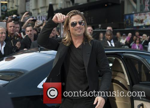 Brad Pitt, Empire Leicester Square