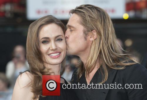 Angelina Jolie and Brad Pitt 21