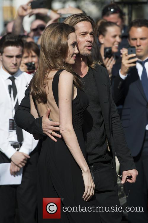 Brad Pitt and Angelina Jolie 73