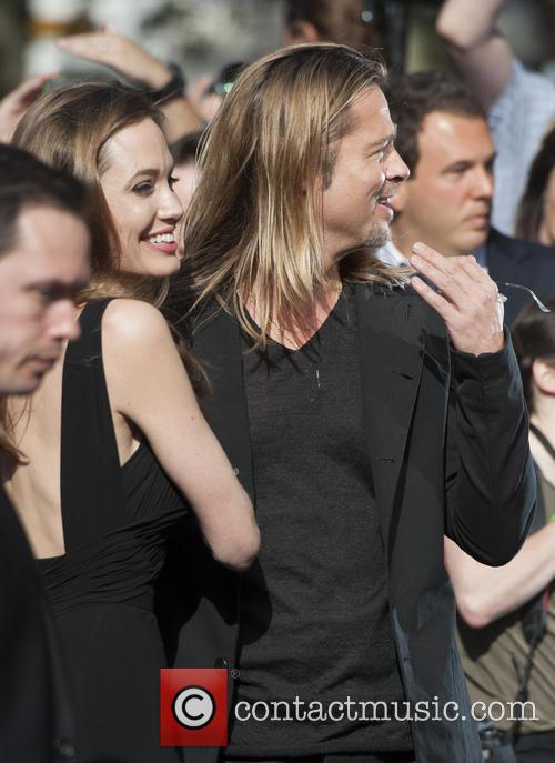 Brad Pitt and Angelina Jolie 98
