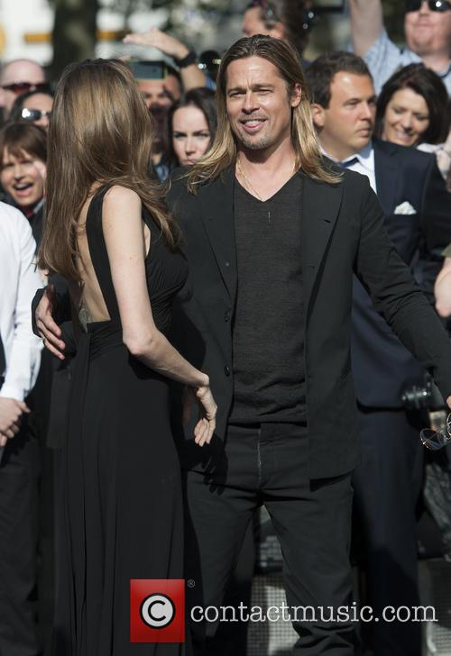Brad Pitt and Angelina Jolie 101