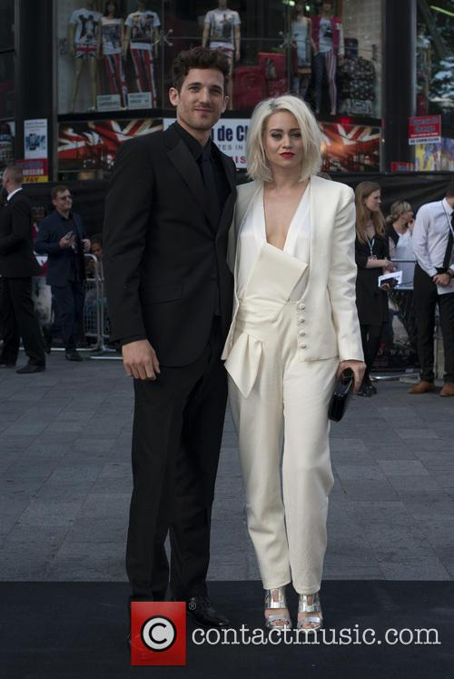 Kimberly Wyatt and Max Rogers 5