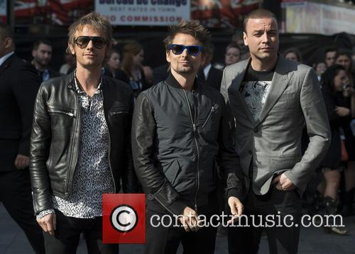 Muse and Matthew Bellamy 5