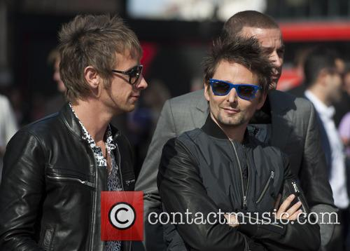 Muse and Matthew Bellamy 1