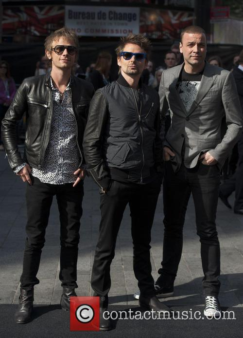 Muse and Matthew Bellamy 8