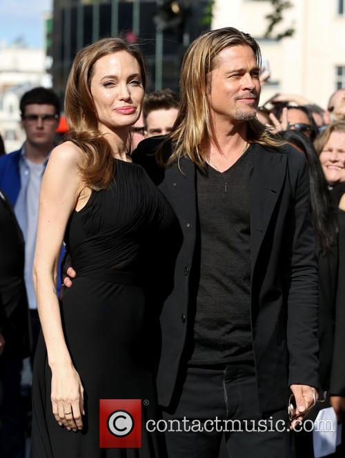 Brad Pitt and Angelina Jolie 43