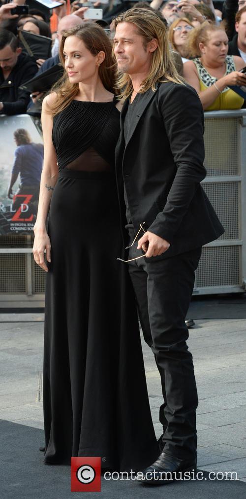 Angelina Jolie and Brad Pitt 27
