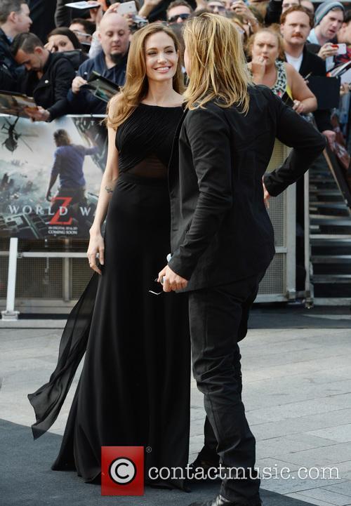 Angelina Jolie and Brad Pitt 28