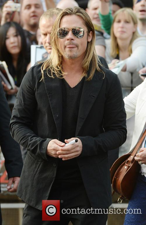 Brad Pitt, Empire Leicester Square