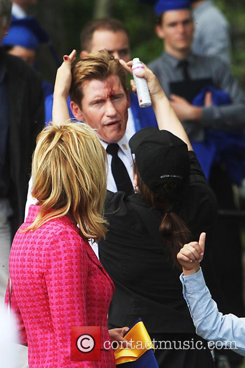 denis leary actors on the set of 3700865