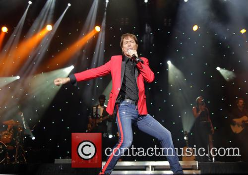 Sir Cliff Richard 23