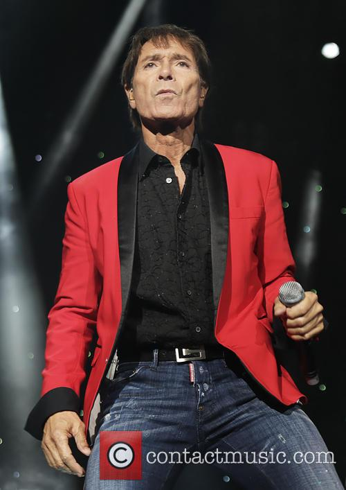 Sir Cliff Richard 40