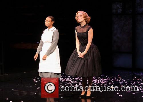 Opening night of the Off-Broadway musical 'Far From...