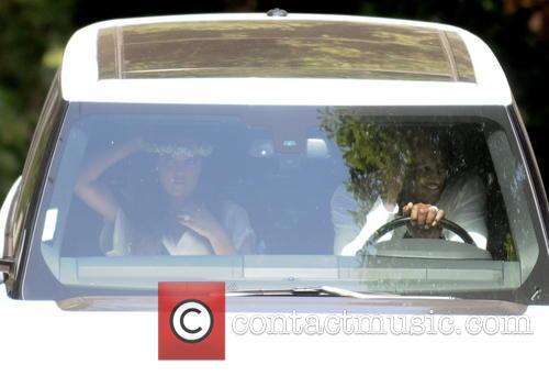 Khloe Kardashian and Lamar Odom 2