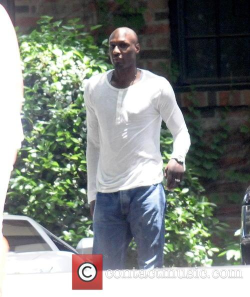 Lamar Odom moving out