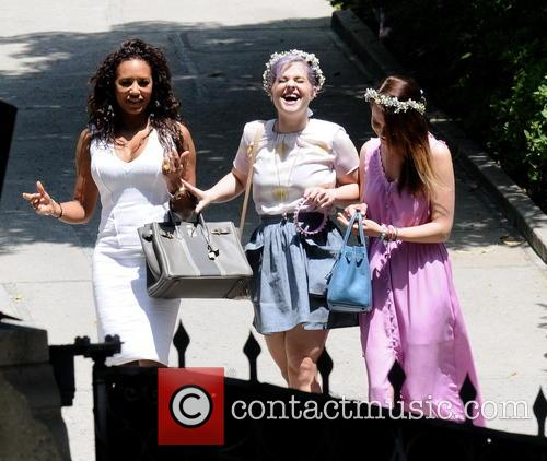 Melanie Brown and Kelly Osbourne 8