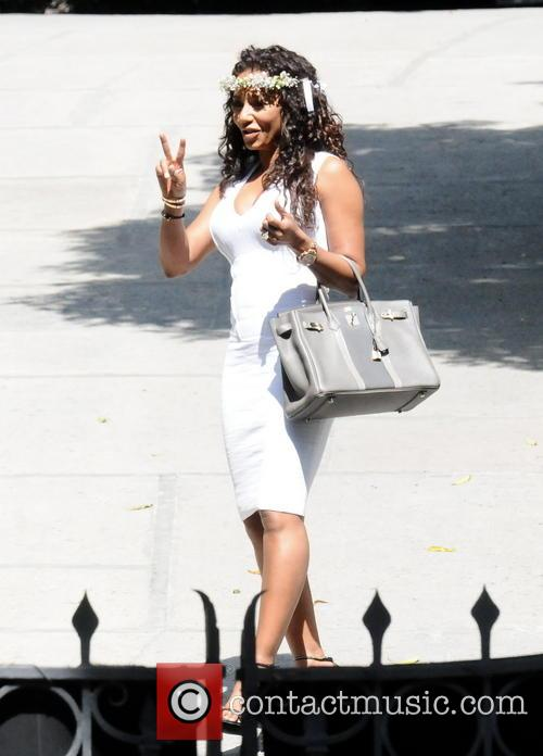 melanie brown kim kardashian baby shower 3700234
