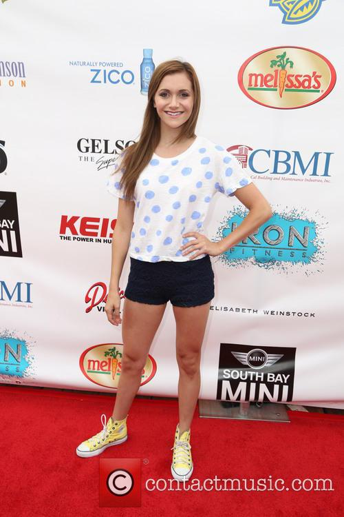 alyson stoner annual pedal on the pier 3700122