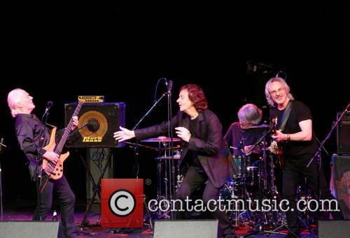The Zombies, Colin Blunstone, Jim Rodford, Steve Rodford and Tom Toomey