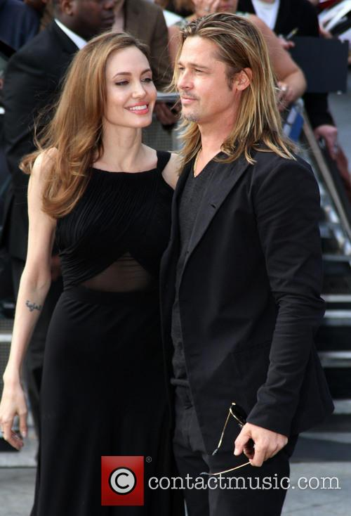 Brad Pitt and Angelina Jolie 104