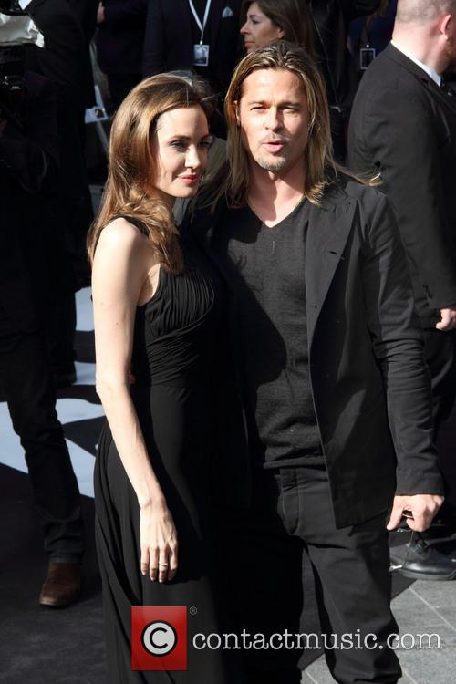 Brad Pitt and Angelina Jolie 105