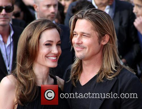 Brad Pitt and Angelina Jolie 107