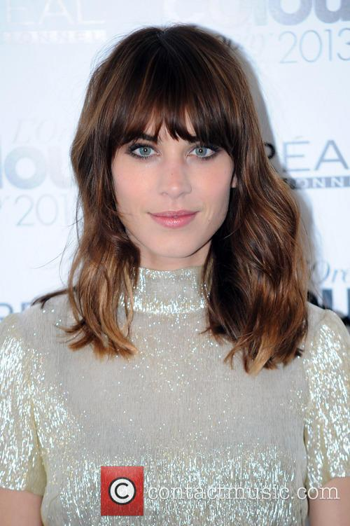 Alexa Chung, Grosvenor House Park Lane, Grosvenor House