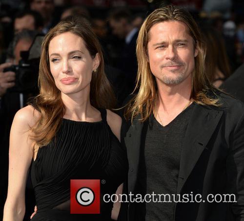 Angelina Jolie and Brad Pitt 36