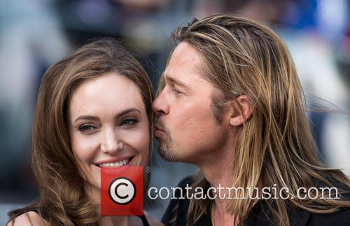 Angelina Jolie and Brad Pitt 35
