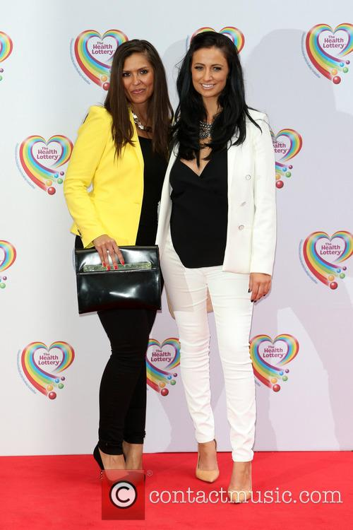 Chantelle Houghton and Guest 3