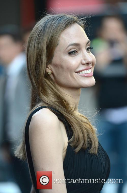 Angelina Jolie, World War Z Premiere