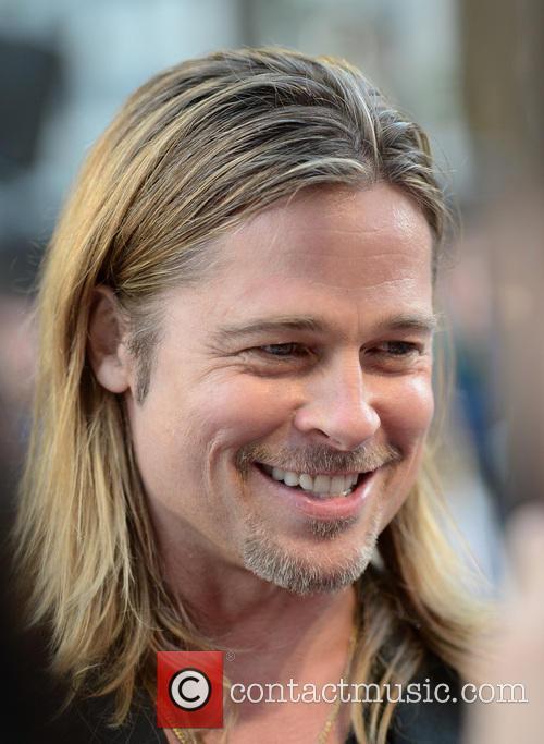 Brad Pitt WWZ