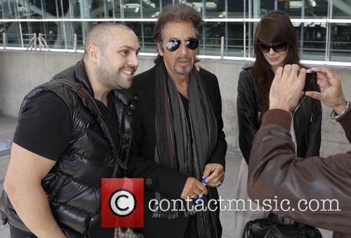 Al Pacino and Lucila Sola 11