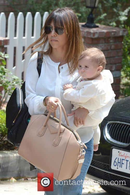 Kourtney Kardashian and Penelope Disick 10