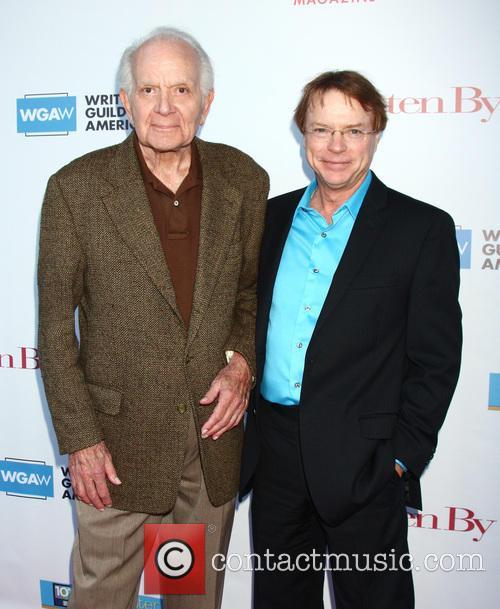 Robert Mandan and Jay Johnson