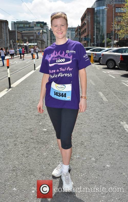 Flora Women's Mini Marathon 2013