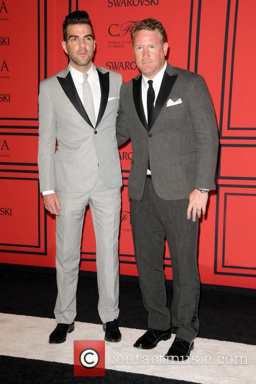 Zachary Quinto and Todd Snyder 3