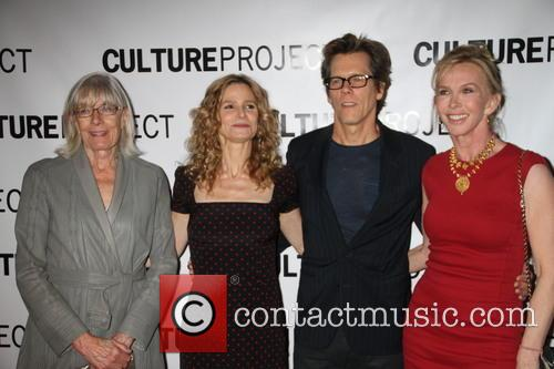 Vanessa Redgrave, Kyra Sedwick, Kevin Bacon and Trudie Styler 2