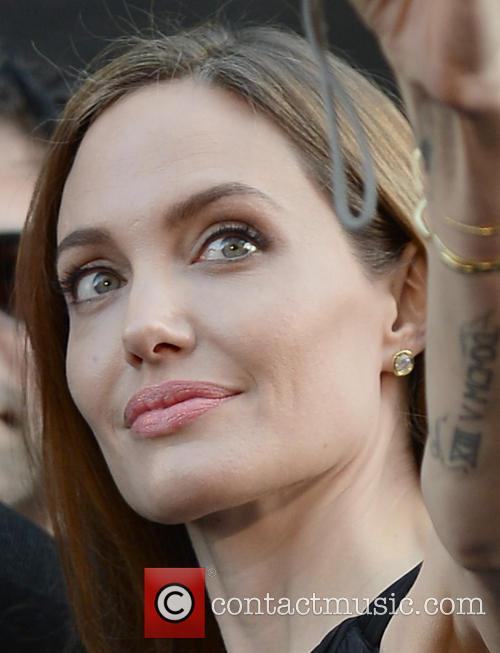 angelina jolie world war z premiere 3701437