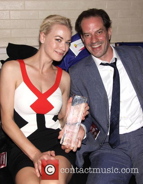 Yvonne Strahovski and Danny Mastrogiorgio