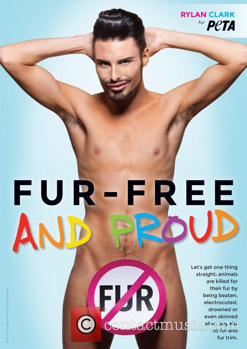 Rylan Clark Shows Off His 'XY-FACTOR' In Revealing...