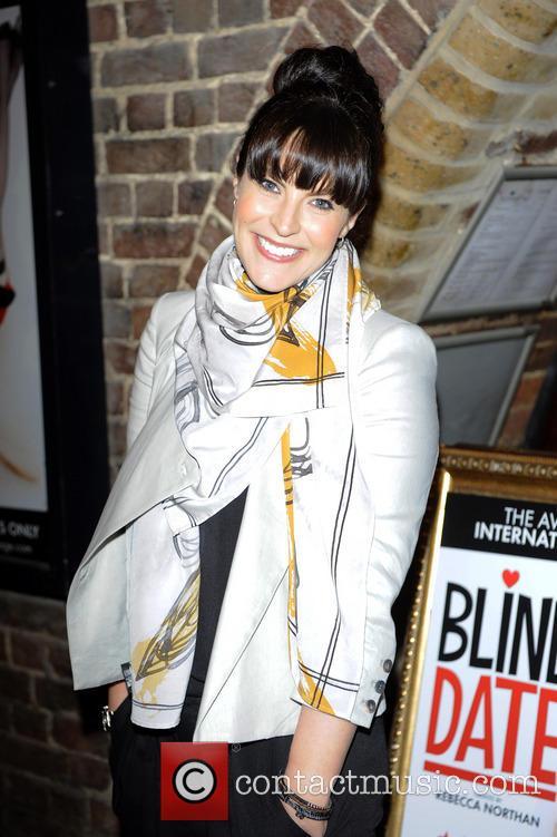 'Blind Date'  press night