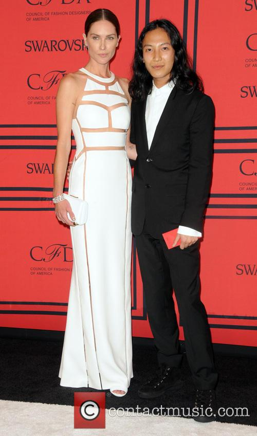 Erin Wasson and Alexander Wang 3