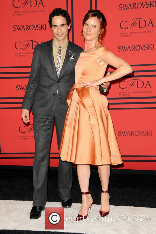 Juliette Lewis and Zac Posen 3