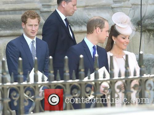 Prince Harry, Catherine, Duchess Of Cambridge, Kate Middleton, Prince William and Duke Of Cambridge 3