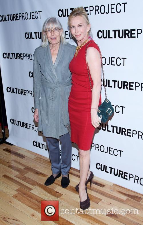 Trudie Styler and Vanessa Redgrave 5