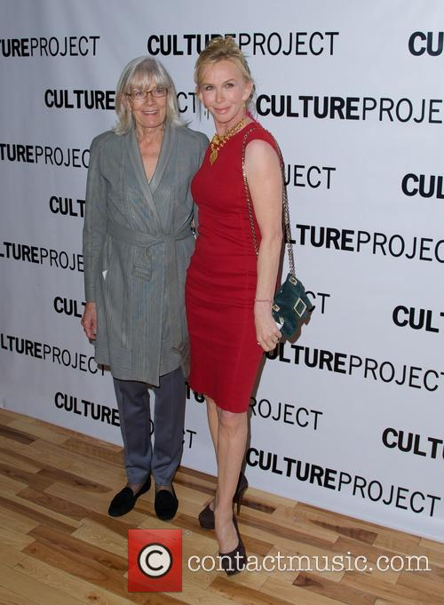 Vanessa Redgrave and Trudie Styler 2