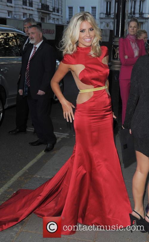 Glamour Magazine Women Of The Year Awards 2013...