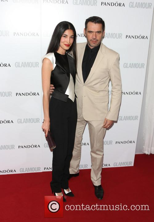 Caroline Issa and Roland Mouret 6