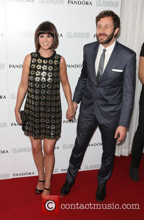 Chris O'dowd and Dawn Porter 1